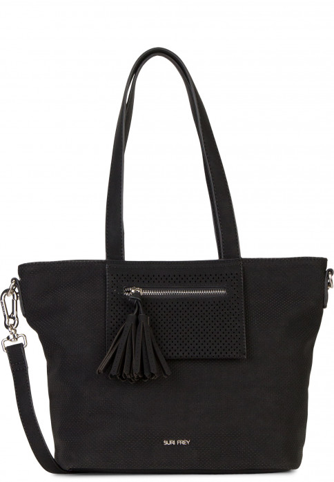 SURI FREY Shopper Romy Ailey klein Schwarz 12153100 black 100