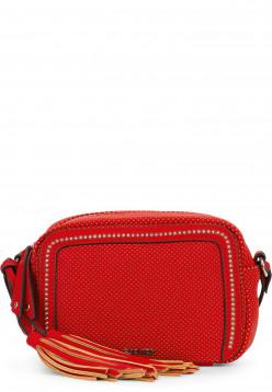 SURI FREY Handtasche mit Reißverschluss Romy Lony klein Rot 12200600 red 600
