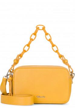 Tamaris Handtasche mit Reißverschluss Angela klein Gelb 30210460 yellow 460