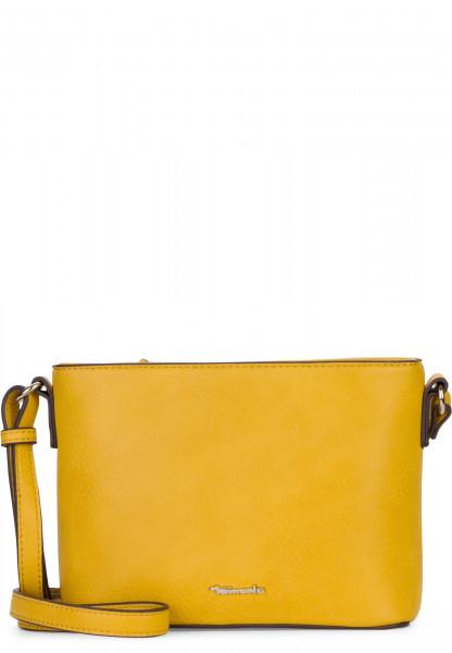 Tamaris Handtasche mit Reißverschluss Alessia klein Gelb 30445460 yellow 460