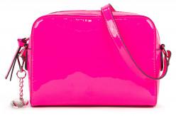 Tamaris Handtasche mit Reißverschluss Angelina mittel Pink 30201672 neon-pink 672