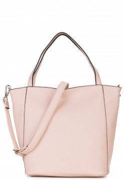 Sina Jo Shopper Jessica groß Pink 714640 powder 640