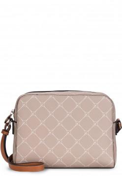 Tamaris Handtasche mit Reißverschluss Anastasia mittel Braun 30102900 taupe 900