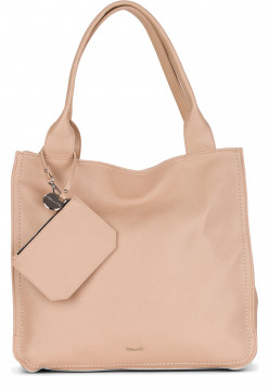 Tamaris Shopper Alisha groß Beige 30403420 sand 420