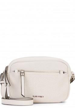 SURI FREY Handtasche mit Reißverschluss Romy Hetty Grau 12180320 ecru 320