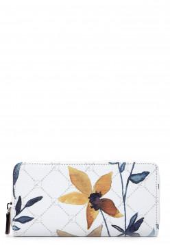 Tamaris Geldbörse Anastasia Flower Weiß 30928399 white flower 399
