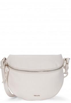 Tamaris Handtasche mit Überschlag Angela mittel Weiß 30214300 white 300