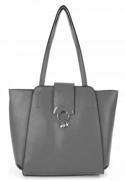 Tamaris Shopper Birgit mittel Grau 30695800 grey 800