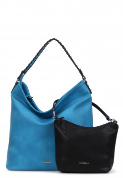 EMILY & NOAH Beutel Phillis Blau 61550540 turquoise 540