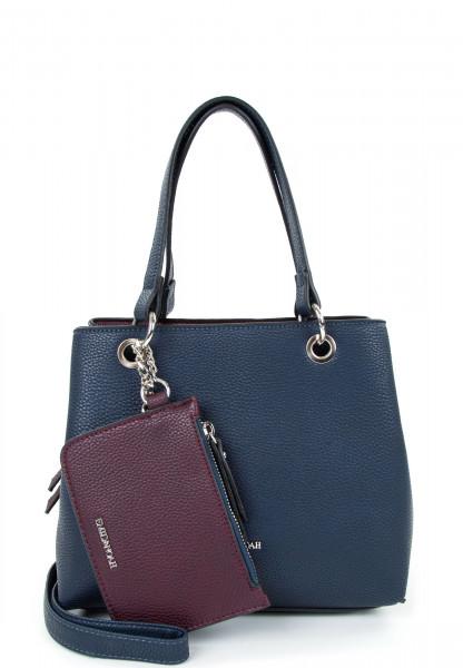 EMILY & NOAH Shopper Dora klein Special Edition Blau 62434569 blue/wine 569