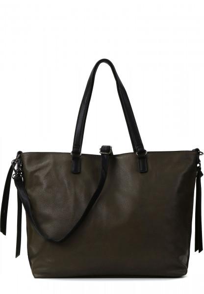 EMILY & NOAH Shopper Bag in Bag Surprise Grün 432931-1790 green/black 931