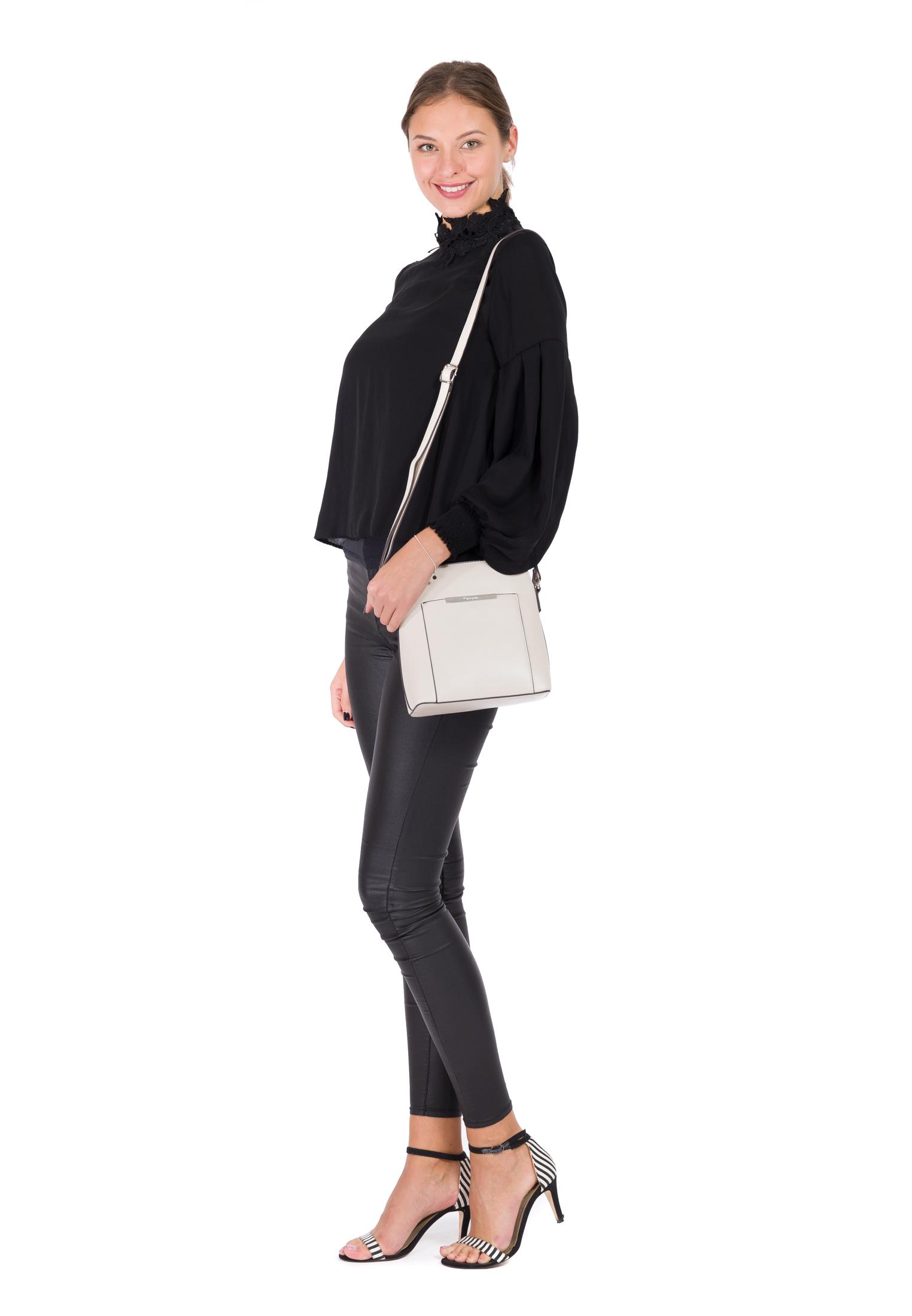 Handtasche mit Reißverschluss Adriane groß