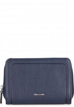 Tamaris Geldbörse mit Reißverschluss Alisha Blau 30405500 blue 500