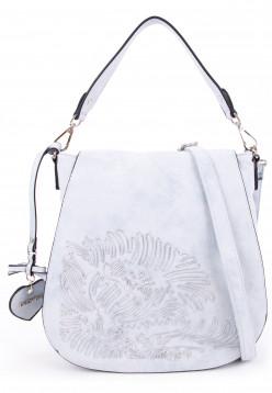 EMILY & NOAH Handtasche mit Überschlag Patricia Special Edition Blau 61583530 sky 530