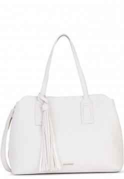 SURI FREY Shopper Patsy mittel Grau 12274320 ecru 320