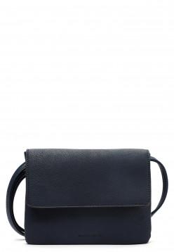 EMILY & NOAH Handtasche mit Überschlag Emma mittel Blau 61722500 blue 500