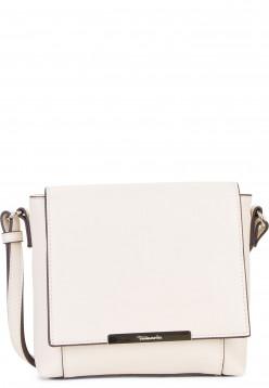 Tamaris Handtasche mit Überschlag Adriane mittel Blau 30143400 ice 400