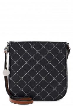 Tamaris Handtasche mit Reißverschluss Anastasia groß Blau 30103500 blue 500