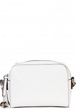 Tamaris Handtasche mit Reißverschluss Angelina mittel Weiß 30201300 white 300