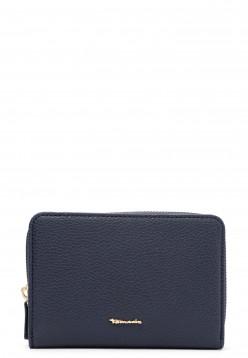 Tamaris Geldbörse mit Reißverschluss Brooke  Blau 30676500 blue 500
