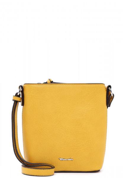 Tamaris Handtasche mit Reißverschluss Alessia klein Gelb 30444460 yellow 460