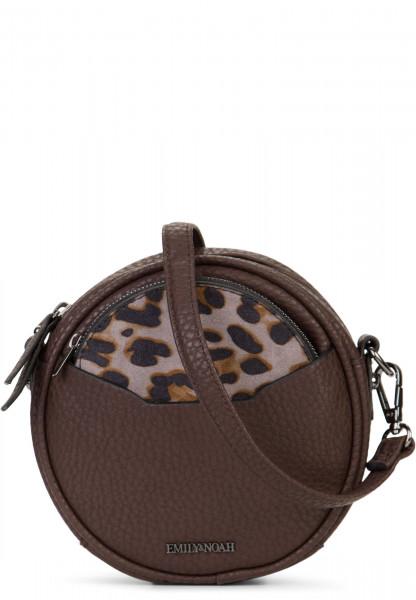EMILY & NOAH Handtasche mit Reißverschluss Samira Braun 61830200 brown 200