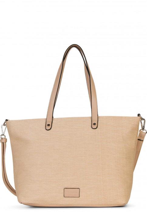 Tamaris Shopper Anja mittel Beige 30164420 sand 420
