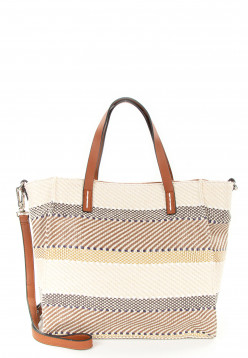SURI FREY Shopper SURI Black Label Gracy mittel Beige 16032420 sand 420