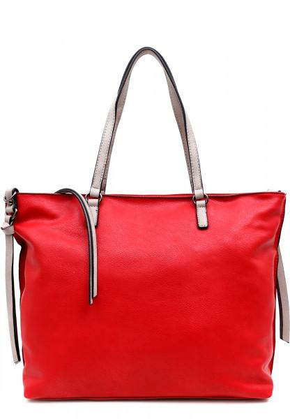 EMILY & NOAH Shopper Bag in Bag Surprise Rot 432603D-1790 red birke 603D