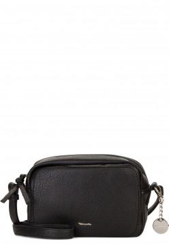 Tamaris Handtasche mit Reißverschluss Alisha mittel Schwarz 30400100 black 100