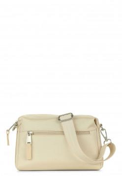 EMILY & NOAH Handtasche mit Reißverschluss Pina Beige 61701420 sand kashmir 420