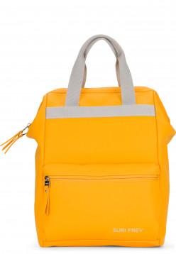 SURI FREY Rucksack SURI Sports Jessy groß Gelb 18006460 yellow 460