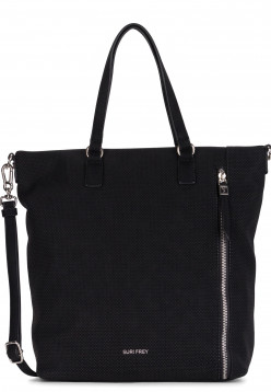 SURI FREY Shopper Romy Hetty groß Schwarz 12186100 black 100