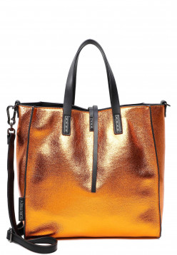 SURI FREY Shopper SURI Black Label Wendy groß Orange 16071610 orange 610
