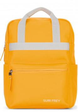 SURI FREY Rucksack SURI Sports Jessy groß Gelb 18005460 yellow 460