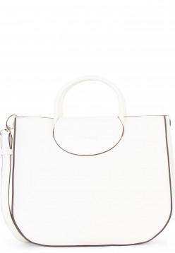Tamaris Shopper Alexa mittel Weiß 30380300 white 300