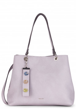 Tamaris Shopper Arabella mittel Lila 30174621 lightlilac 621