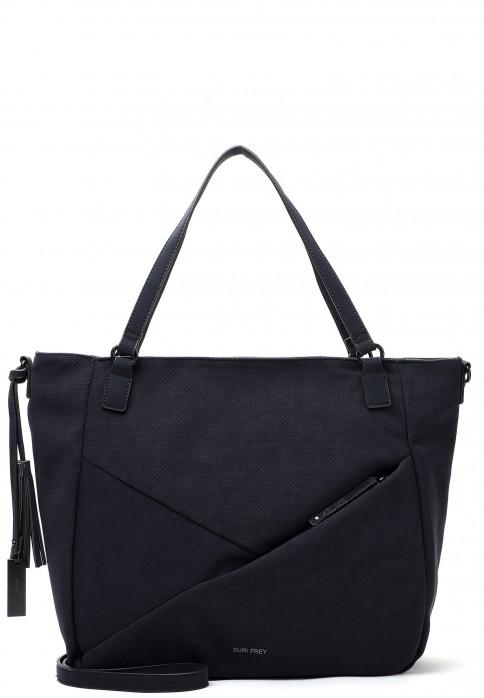 SURI FREY Shopper Romy-Su groß Blau 12444500 blue 500