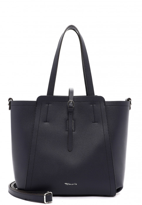 Tamaris Shopper Bruna mittel Blau 30780500 blue 500