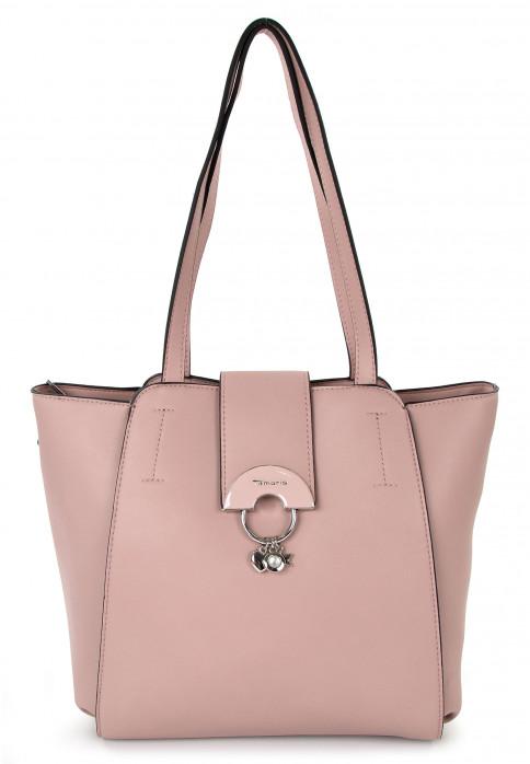 Tamaris Shopper Birgit mittel Pink 30695650 rose 650