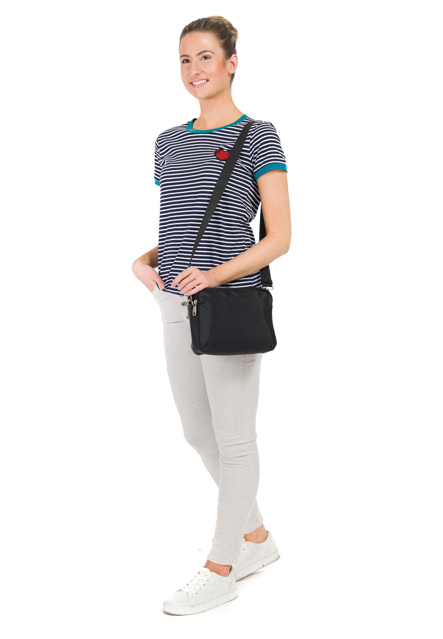 Handtasche mit Reißverschluss Pina mittel