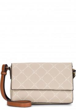 Tamaris Handtasche mit Überschlag Anastasia klein Braun 30104900 taupe 900