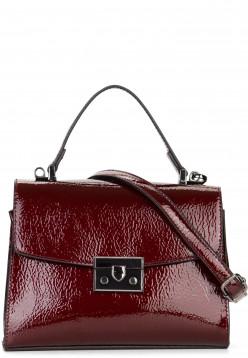 EMILY & NOAH Handtasche mit Überschlag Susi Rot 61814690 wine 690