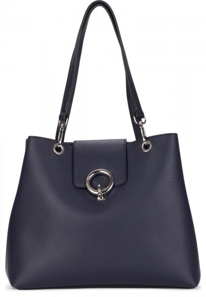 EMILY & NOAH Shopper Linda groß Blau 62113500 blue 500