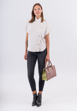 Tamaris Shopper Anastasia Kombi mittel Beige 30724950 darktaupe 950