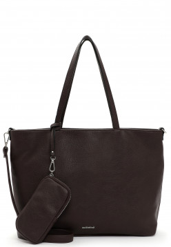 EMILY & NOAH Shopper Bag in Bag Surprise groß Braun 312200 brown 200