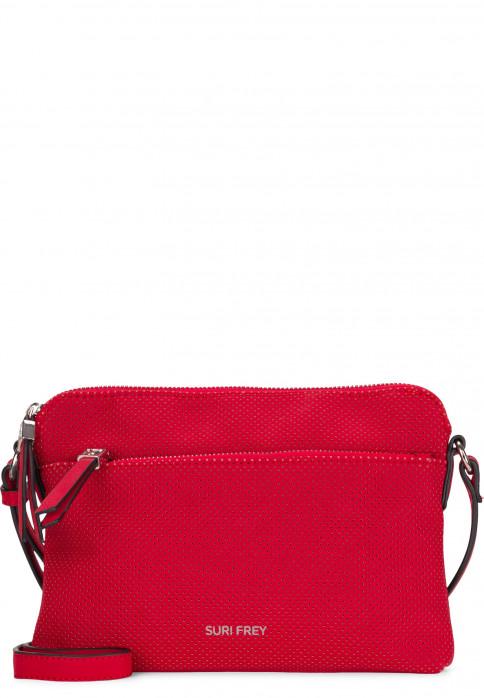 SURI FREY Handtasche mit Reißverschluss Romy Hetty Rot 12181600 red 600