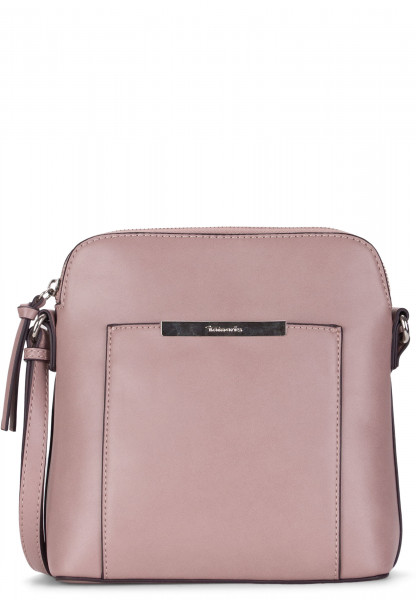 Tamaris Handtasche mit Reißverschluss Adriane groß Pink 30141651 oldrose 651