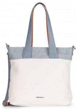 EMILY & NOAH Shopper Lara mittel Weiß 62033300 white 300