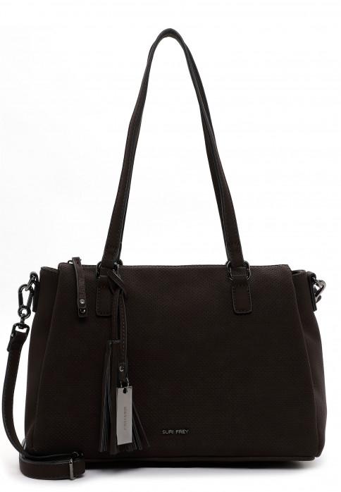 SURI FREY Shopper Romy-Mia mittel Braun 12473200 brown 200